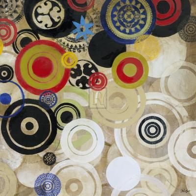 Lots of Spots I-Bridges-Art Print
