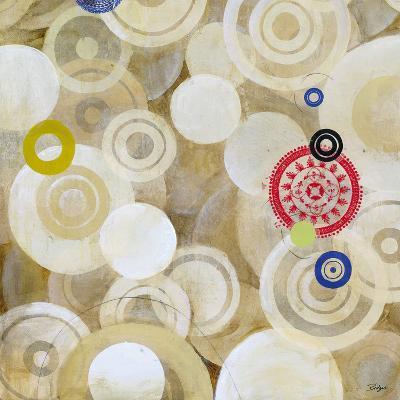 Lots Of Spots III-Bridges-Giclee Print