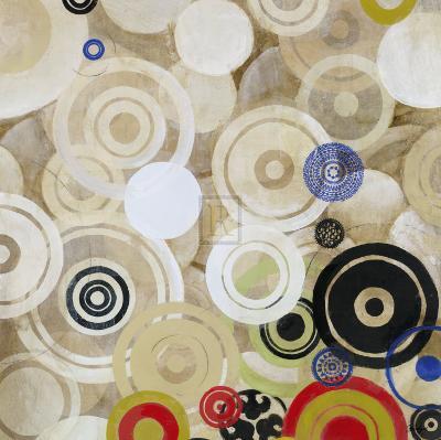 Lots of Spots IV-Bridges-Art Print