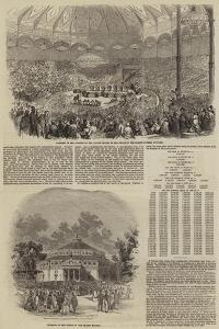 Lottery of the Golden Ingots at Paris