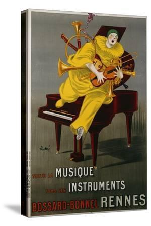 Toute la Musique, Tous Les Instruments, 1925