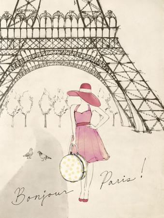 Sketchbook Paris I by Lottie Fontaine