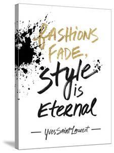 Style is Eternal by Lottie Fontaine