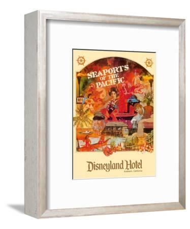 Seaports of the Pacific - Disneyland Hotel - Anaheim, California
