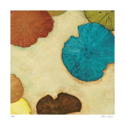 Lotus Lake 4-Lynn Basa-Giclee Print