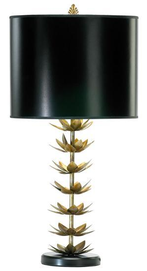 Lotus Leaf Table Lamp--Home Accessories