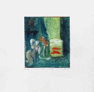 Chez Henri by Lou G. (Lupita Gorodine)