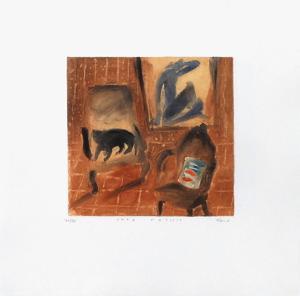 Chez Matisse by Lou G. (Lupita Gorodine)