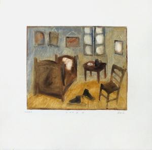 Chez V. by Lou G. (Lupita Gorodine)