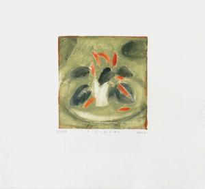 Ciclamen by Lou G. (Lupita Gorodine)