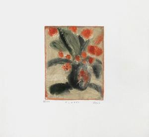 Flores by Lou G. (Lupita Gorodine)