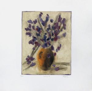Iris II by Lou G. (Lupita Gorodine)