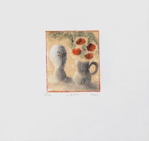 Quatre Roses by Lou G. (Lupita Gorodine)