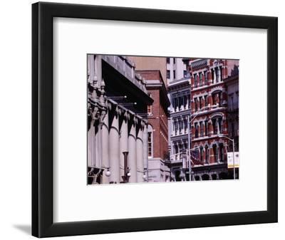 City Buildings, Providence, Rhode Island, USA