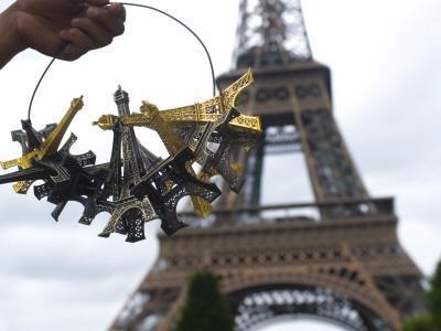 Eiffel Tower Souvenirs