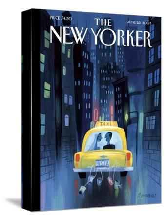 The New Yorker Cover - June 25, 2007