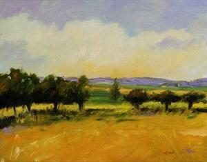 French Country by Lou Wall