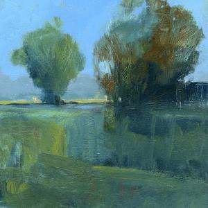 Fresh Field by Lou Wall