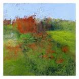 Roundabout-Lou Wall-Giclee Print
