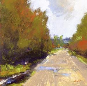 Open Road by Lou Wall
