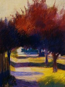 Prunus by Lou Wall