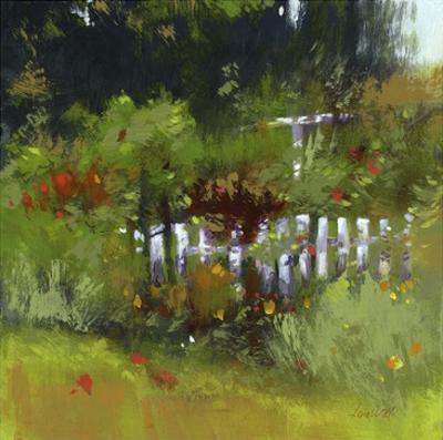 Ravenna Garden by Lou Wall