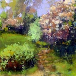 Spring Field by Lou Wall