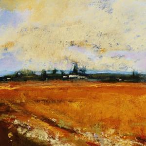 Summer Field by Lou Wall