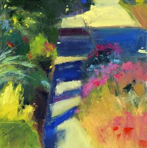 Whitney's Garden by Lou Wall