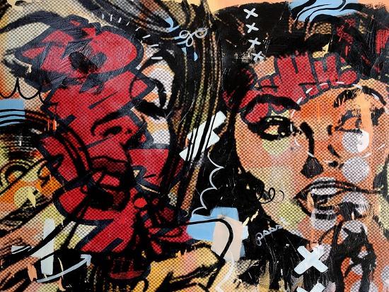 Loud Shhhh-Dan Monteavaro-Giclee Print