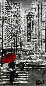 Chicago by Loui Jover