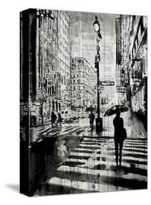 Manhattan Moment by Loui Jover