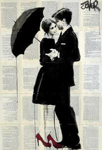Rain Dancing by Loui Jover