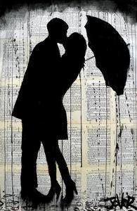 Rainy Day Romantics by Loui Jover