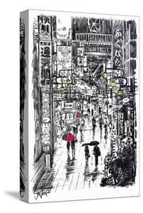 Somewhere in Japan by Loui Jover