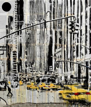 Somewhere in New York City by Loui Jover