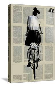 Sunday Ride by Loui Jover