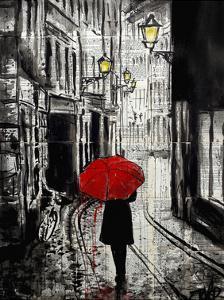The Delightful Walk by Loui Jover