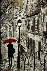 The Walk Home by Loui Jover
