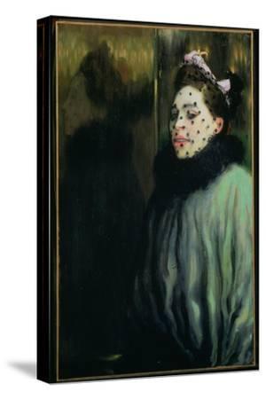 Woman in a Veil, 1891