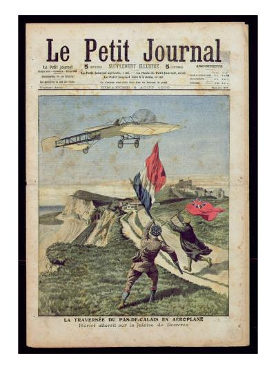 Louis Bleriot--Giclee Print