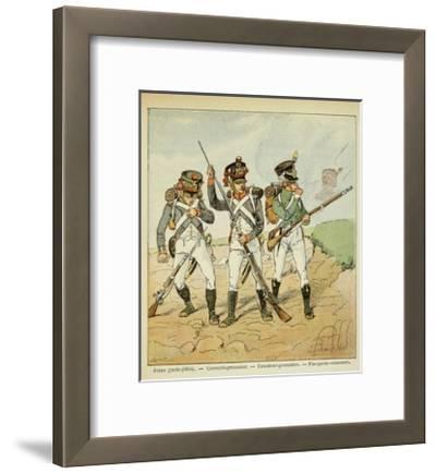 Young Guard: Conscript Grenadier, Tirailleur-Grenadier, and Flanqueur-Chasseur
