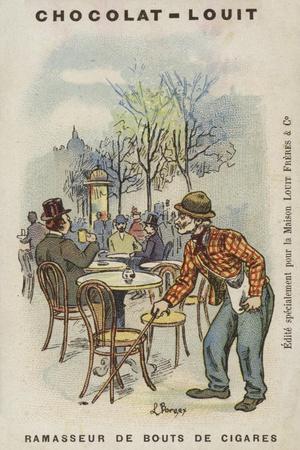 Ramasseur De Bouts De Cigares