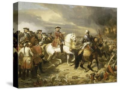 Bataille de Lawfeld, le 27 juillet 1747