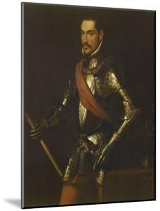 Fernando Alvarez De Toledo (1507-1582), Duke of Alba by Louis Coblitz