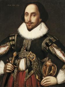 William Shakespeare by Louis Coblitz