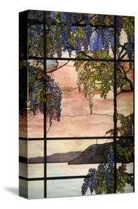 View of Oyster Bay by Louis Comfort Tiffany