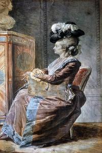 The Designer by Louis de Carmontelle