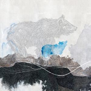Bear 1 by Louis Duncan-He