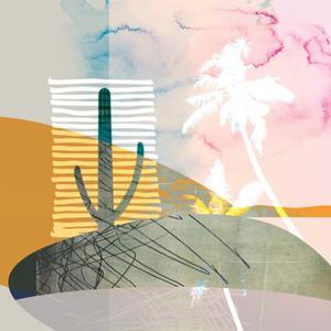 Sahara Two by Louis Duncan-He